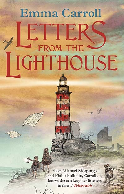 Letters from the Lighthouse - Jacket