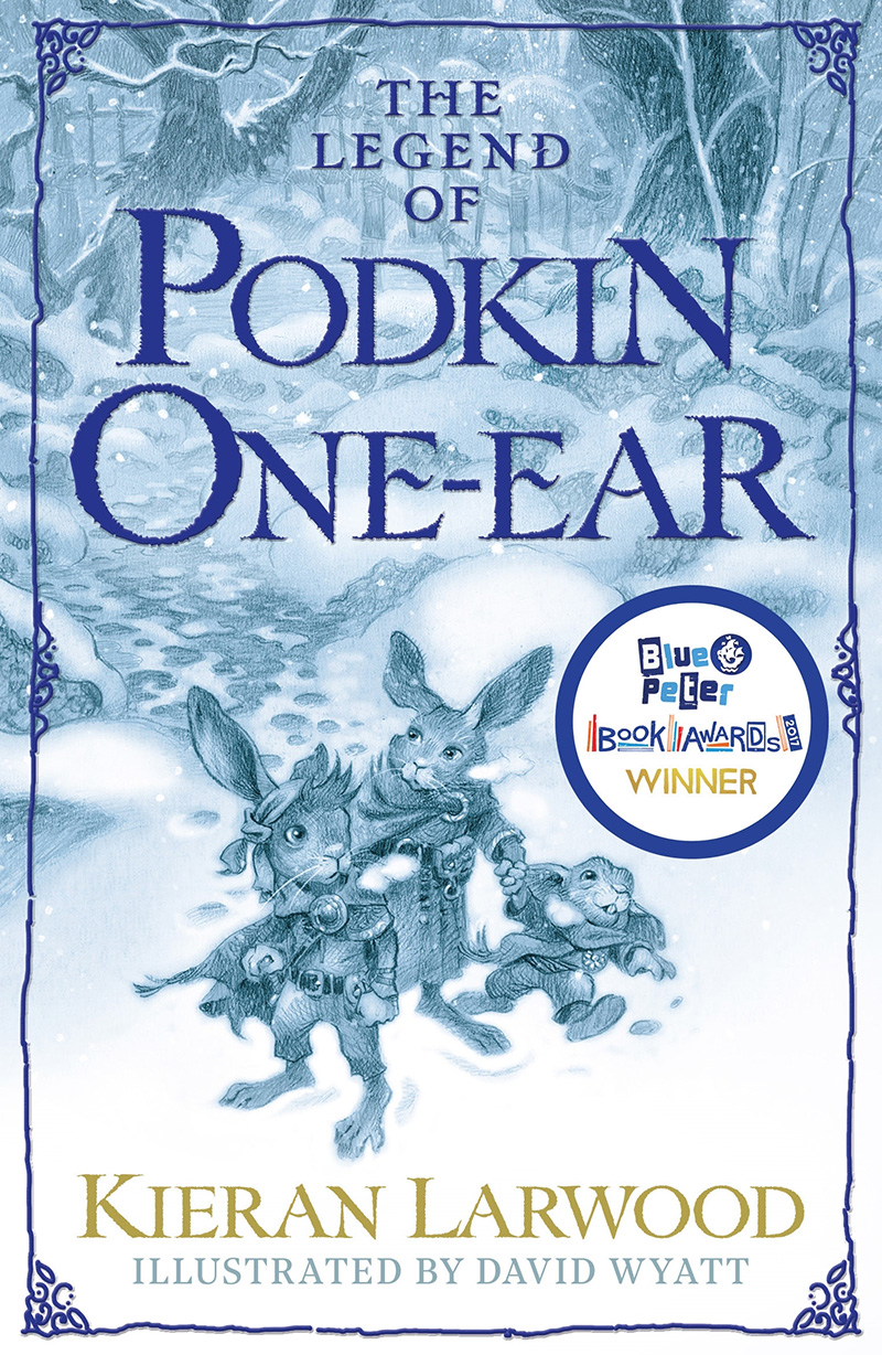 The Five Realms: The Legend of Podkin One-Ear - Jacket