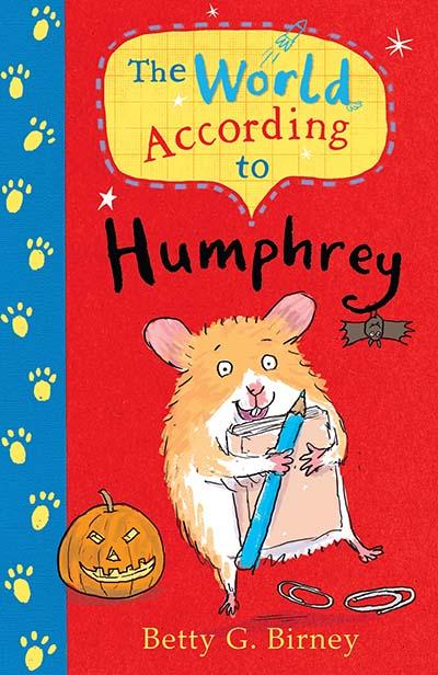 The World According to Humphrey - Jacket