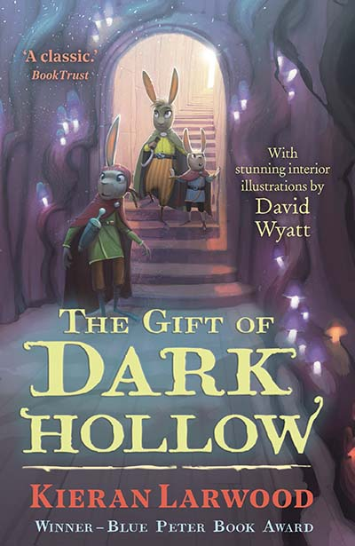 The Gift of Dark Hollow - Jacket
