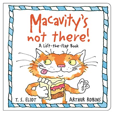 Macavity's Not There! - Jacket