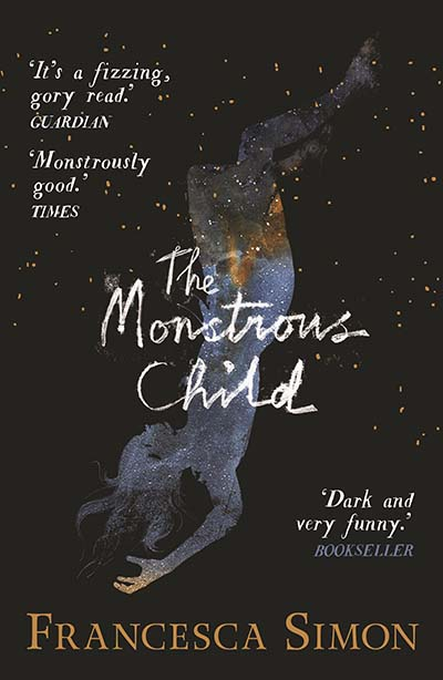 The Monstrous Child - Jacket