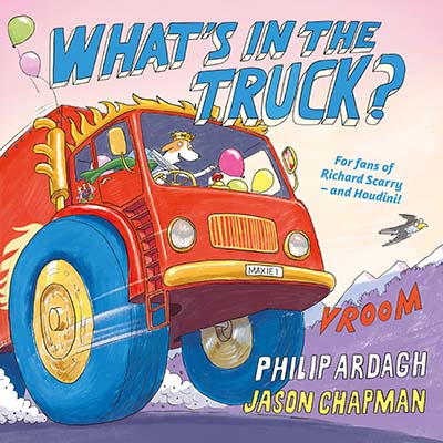What's in the Truck? - Jacket