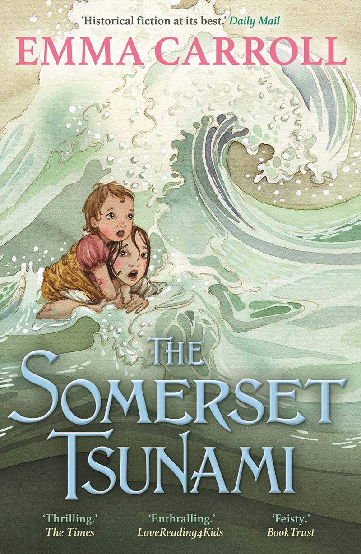 The Somerset Tsunami - Jacket