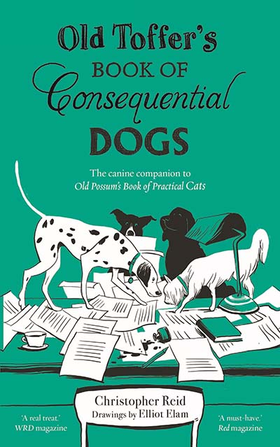 Old Toffer's Book of Consequential Dogs - Jacket