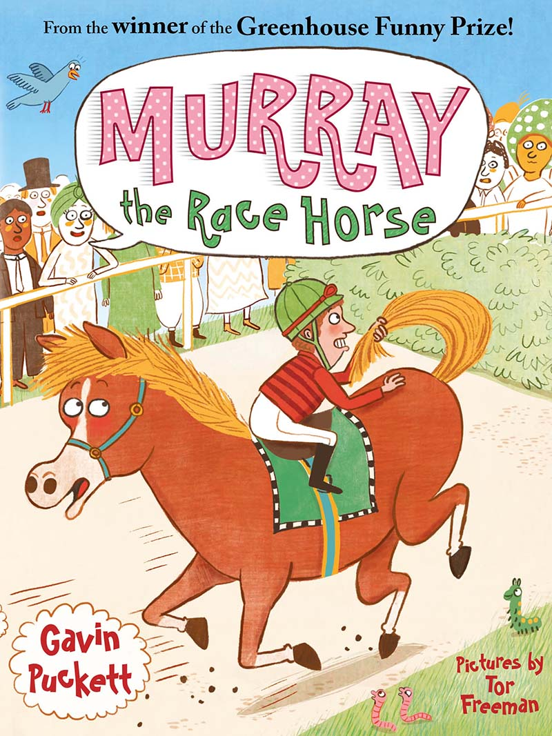 Murray the Race Horse - Jacket