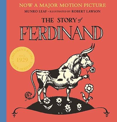 The Story of Ferdinand - Jacket