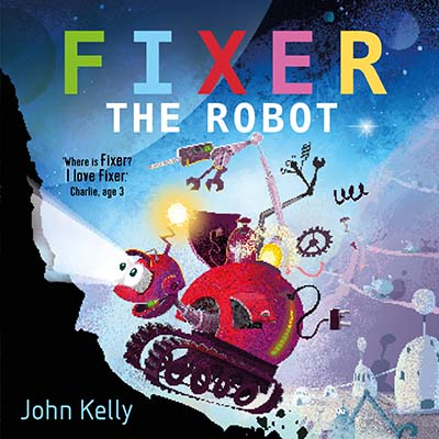 Fixer the Robot - Jacket