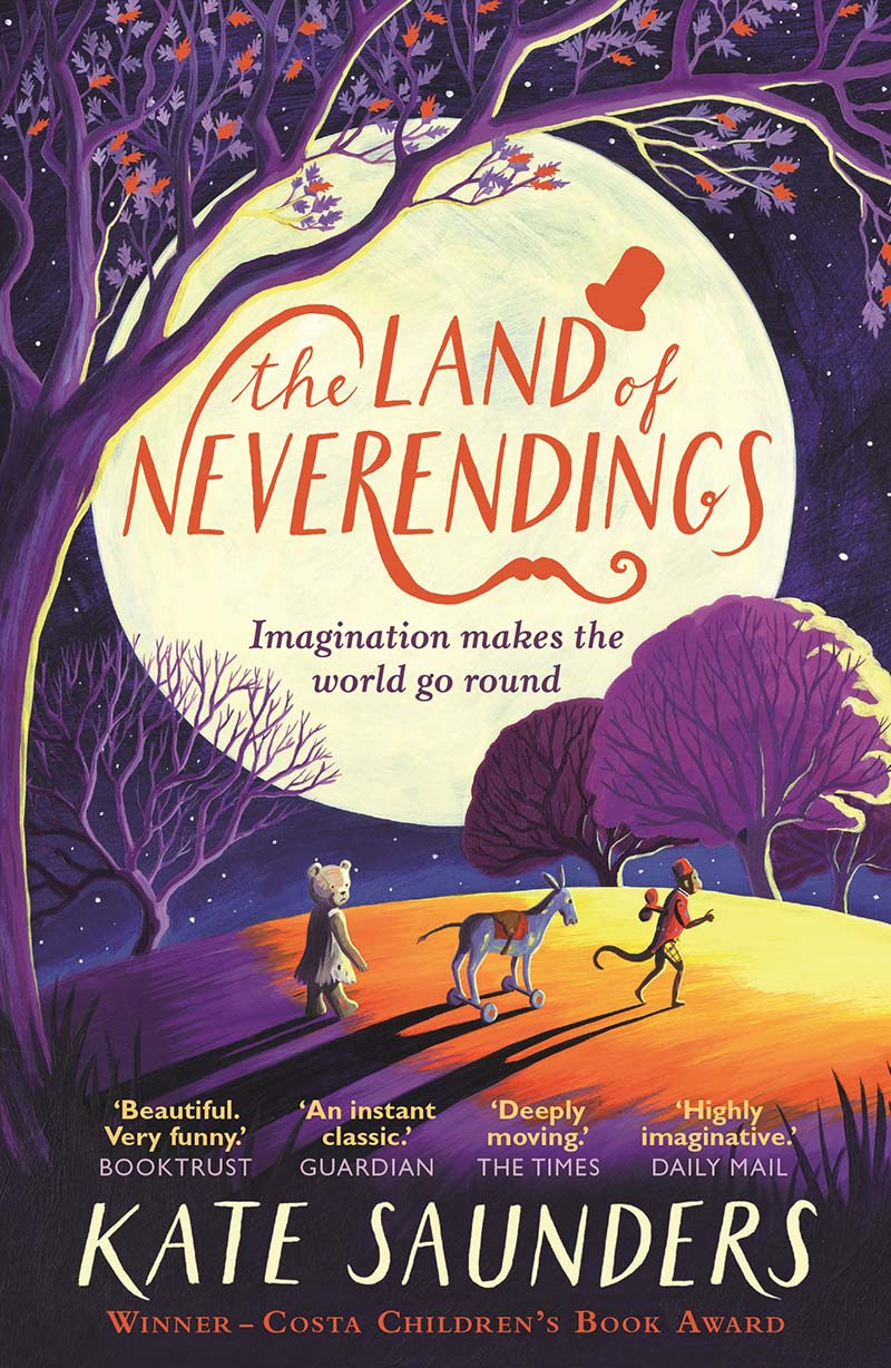 The Land of Neverendings - Jacket