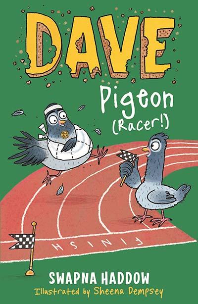 Dave Pigeon (Racer!) - Jacket