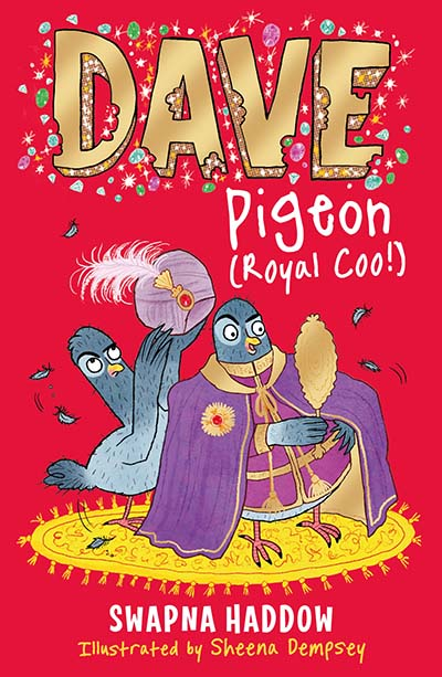 Dave Pigeon (Royal Coo!) - Jacket
