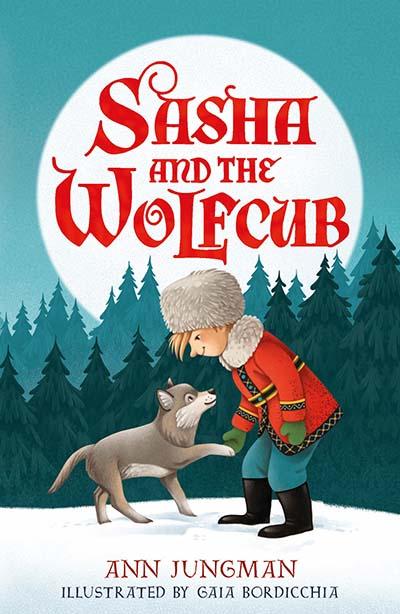 Sasha and the Wolfcub - Jacket