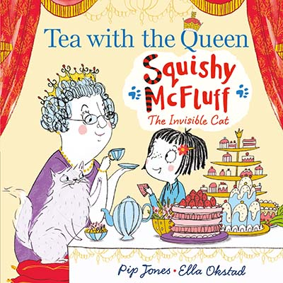 Squishy McFluff: Tea with the Queen - Jacket