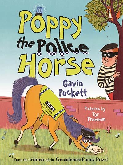 Poppy the Police Horse - Jacket