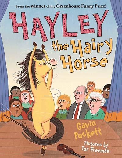 Hayley the Hairy Horse - Jacket
