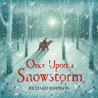 Once Upon a Snowstorm - Jacket