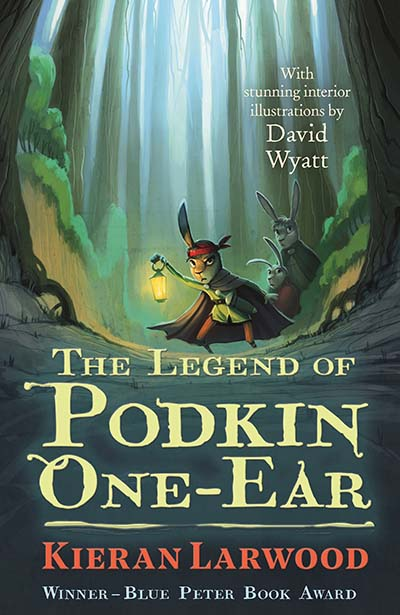 The Legend of Podkin One-Ear - Jacket