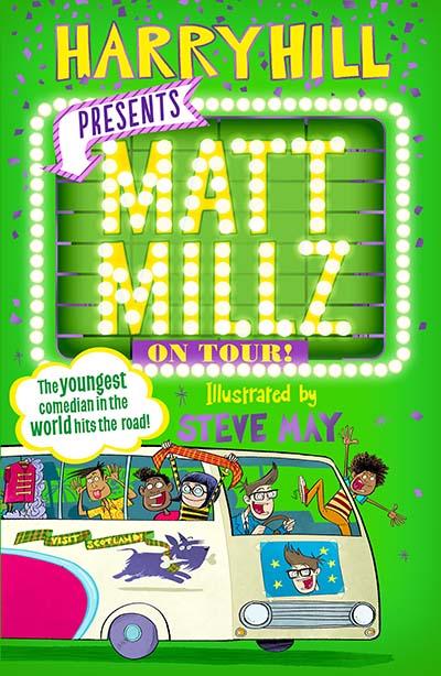 Matt Millz on Tour! - Jacket