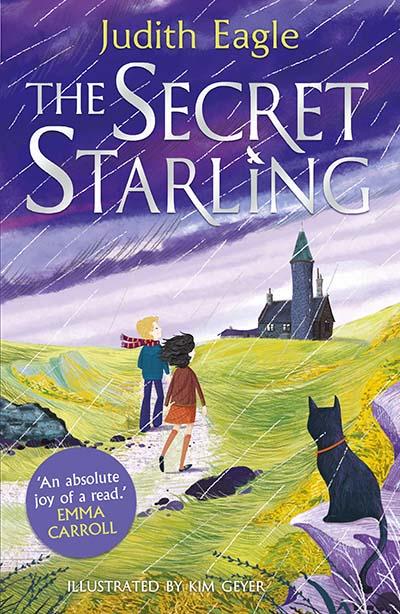The Secret Starling - Jacket