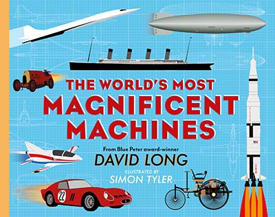 The World's Most Magnificent Machines - Jacket