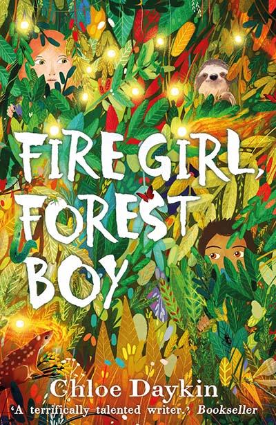 Fire Girl, Forest Boy - Jacket