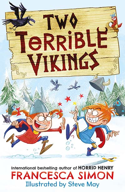 Two Terrible Vikings - Jacket