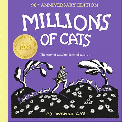Millions of Cats - Jacket