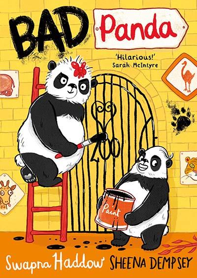 Bad Panda - Jacket