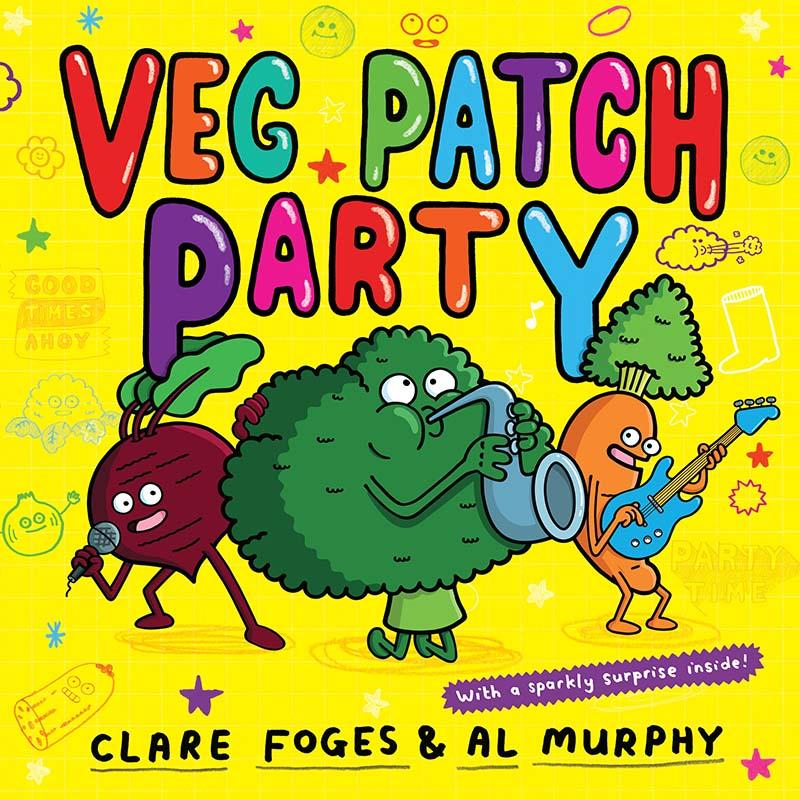 Veg Patch Party - Jacket