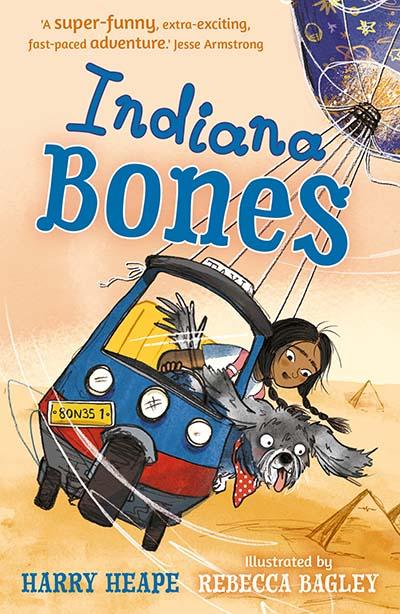 Indiana Bones - Jacket