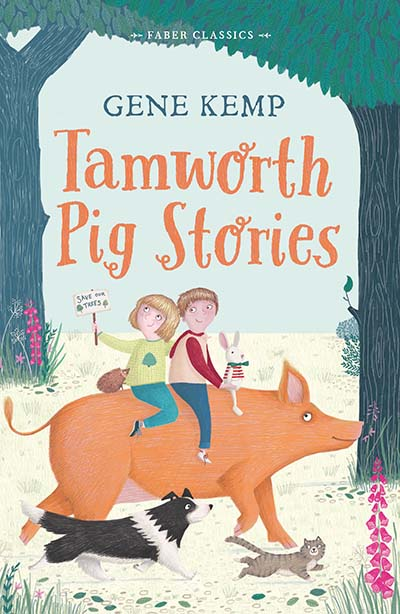 Tamworth Pig Stories - Jacket