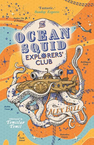 The Ocean Squid Explorers' Club - Jacket