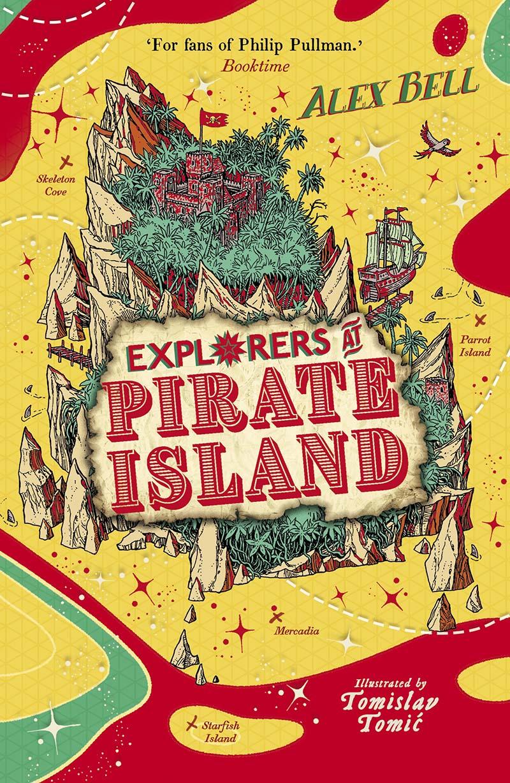 Explorers at Pirate Island - Jacket