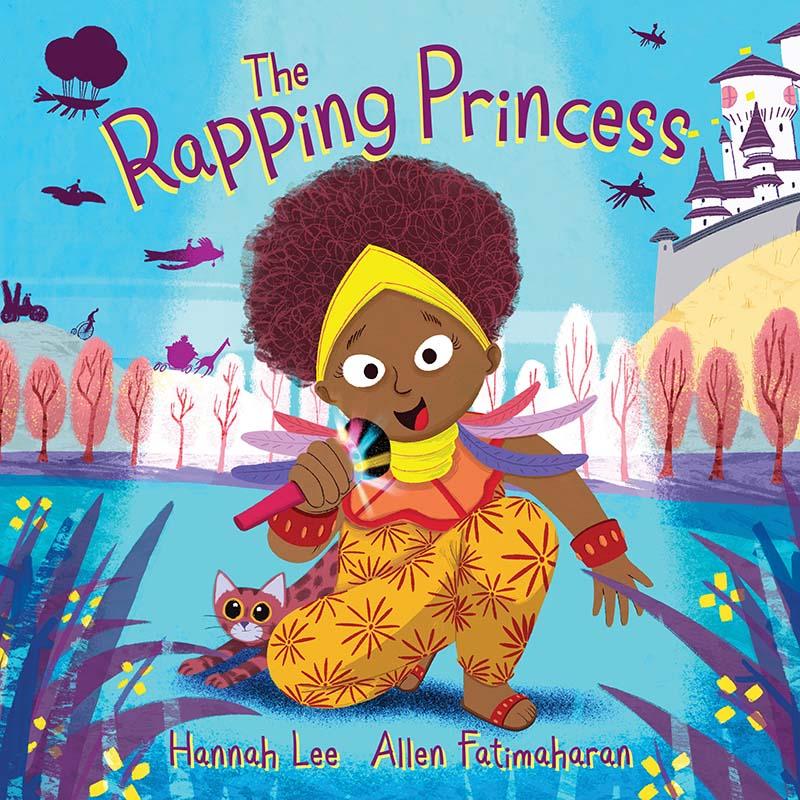 Rapping Princess - Jacket