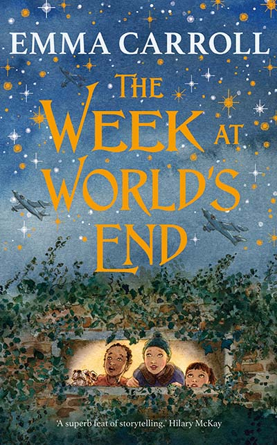 The Week at World's End - Jacket