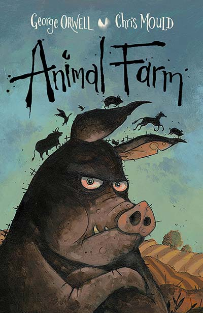 Animal Farm - Jacket