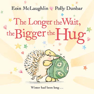 The Longer the Wait, the Bigger the Hug - Jacket
