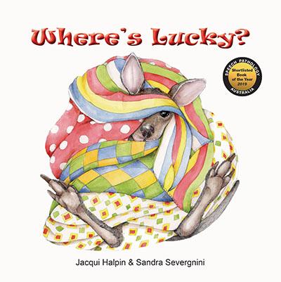 Where's Lucky? - Jacket