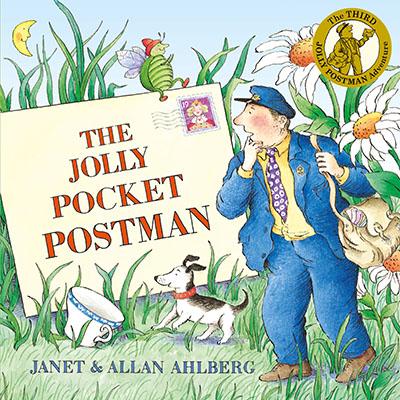 The Jolly Pocket Postman - Jacket