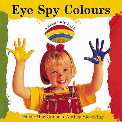 Eye Spy Colours - Jacket
