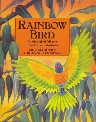 Rainbow Bird - Jacket