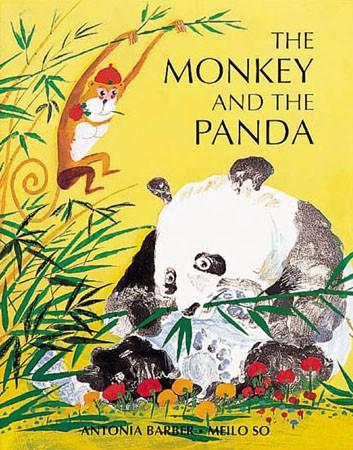 The  Monkey and the Panda - Jacket