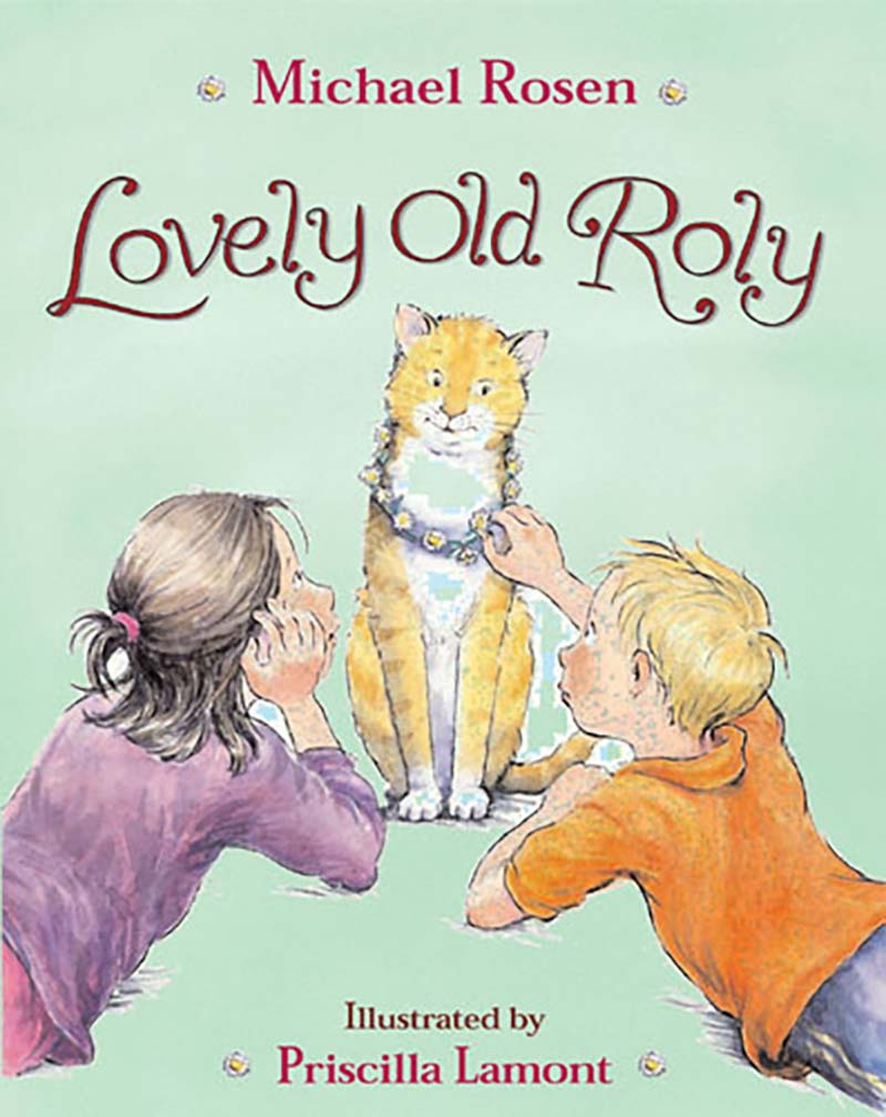 Lovely Old Roly - Jacket