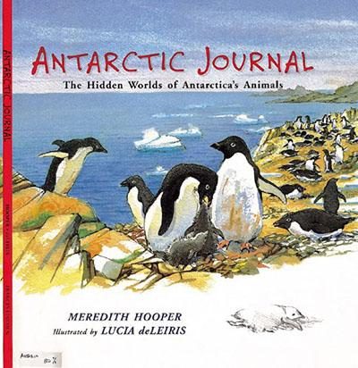 Antarctic Journal - Jacket