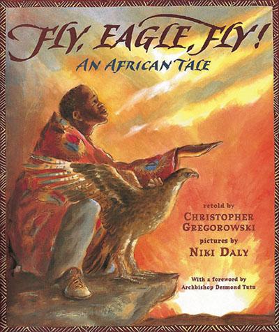 Fly, Eagle, Fly! - Jacket