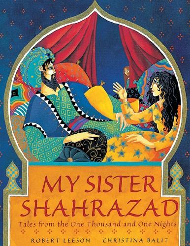 My Sister Shahrazad - Jacket