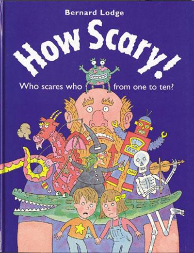 How Scary! - Jacket