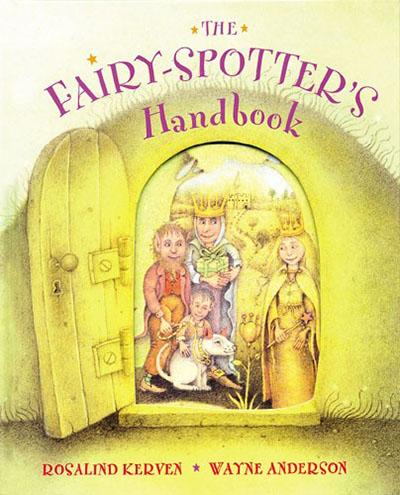 The  Fairy-Spotter's Handbook - Jacket
