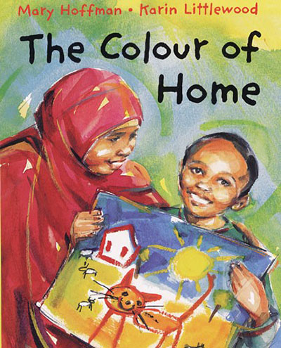 The  Colour of Home - Jacket