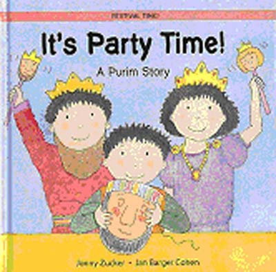 It's Party Time! - Jacket